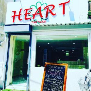 美容室Heart プノンペン店New Open