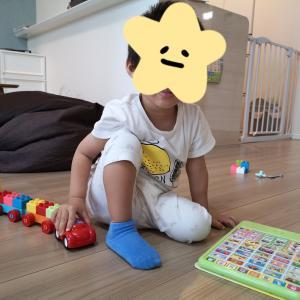海外から本帰国後の、子どもの英語力は…(2歳息子の場合)