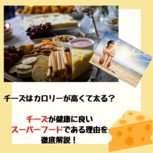 チーズはカロリーが高くて太る?チーズが健康に良いスーパーフードである理由を徹底解説!食べる上での注意点も・・・