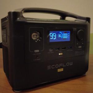 ECOFLOW R600がついに納品