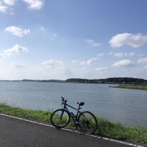 【クロスバイク】手賀沼サイクリングコースを走ってタイム計測
