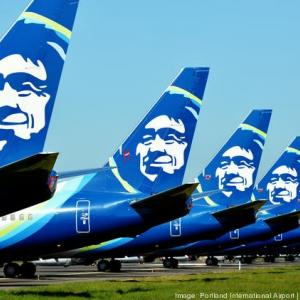 アラスカ航空 twitterでマイル完全無料2年間を延期方法