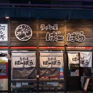 ラーメン屋 ばーばら 幸田店 「台湾ラーメン 」