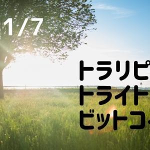 2021年7月の運用実績 → 191,731円