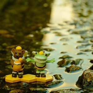 ハチミツの川