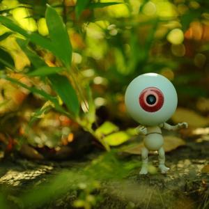 ゲゲゲの森の目玉おやじ
