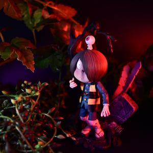 墓場にて、鬼太郎