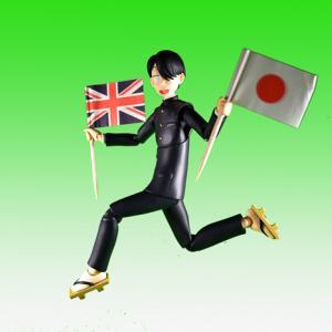 日米友好熱烈歓迎