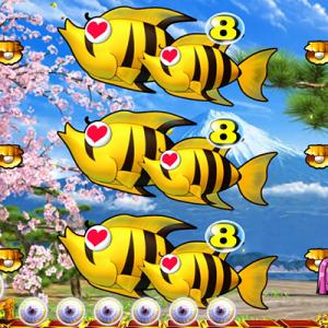 【PAスーパー海物語IN JAPAN2 金富士99ver.(甘デジ)】遊タイムの期待値とボーダーライン