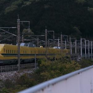 黄色先生、西へ - Dr. Yellow, go west