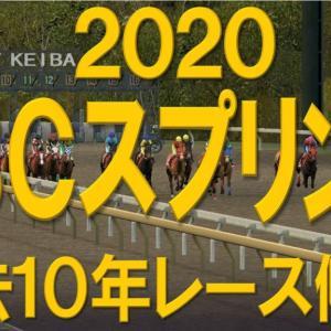 2020 JBCスプリント 【過去10年レース傾向】
