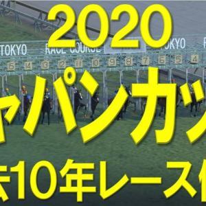2020 ジャパンカップ【過去10年レース傾向】