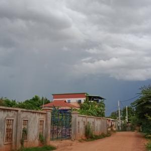 【カンボジア】本格的な雨季突入か!