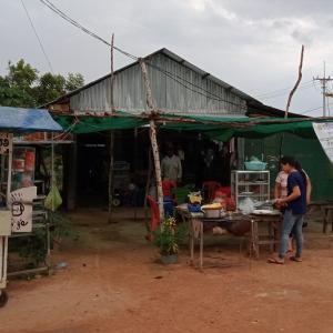 【シェムリアップは至る所で拡張工事中】我が家はカンボジア流のお引越し?