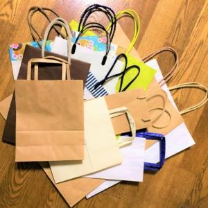 多すぎる紙袋を減らすコツ