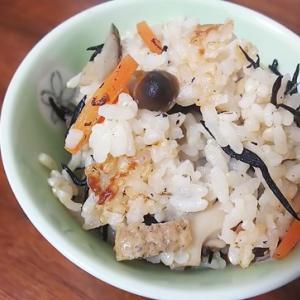 ひじきの五目混ぜごはん――鍋でご飯を炊くメリット・デメリット