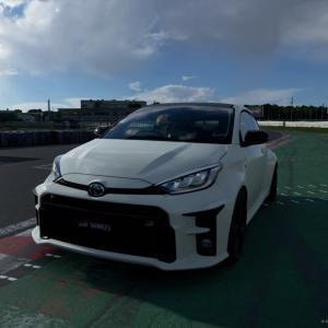 【GTSport】GRヤリスと国産スポーツカーを筑波で比較検証