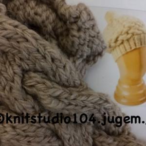 【お知らせ】2020年2月ニットスタジオ104編み物教室開催スケジュール