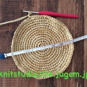 三か月毎週「ZOOMミニ編み会」を開催して、研究してきました