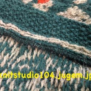 ネックから編む!とじはぎ無のかぎ針編みカーディガン♪『春夏のかぎ針あみvol.23』に掲載
