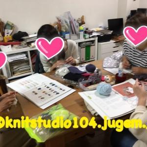 【お知らせ】2021年6月ニットスタジオ104編み物教室開催スケジュール
