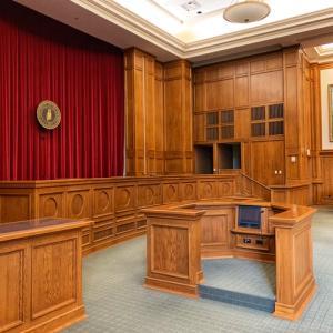 裁判所からの通知