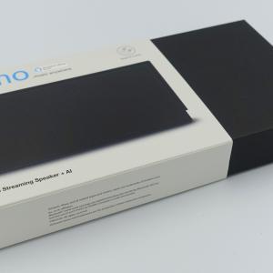 Alexa内臓ポータブルスマートスピーカー「MEMO」レビュー|コンパクトながらもステレオ再生可能な高音質なスマートスピーカー