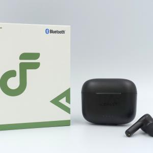 ACEFAST AceSound T1レビュー|超低価格で購入できるのにノイキャンを搭載したシンプルでオーソドックスなワイヤレスイヤホン