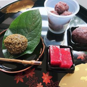 くろもじ庵の季節の和菓子