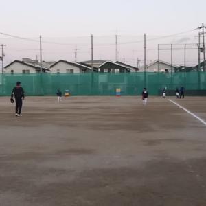 【小学の部】11/21練習(荒井小校庭)