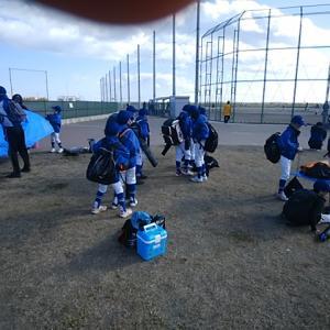 【小学の部】11/23宮千代イーグルス少年野球交流大会