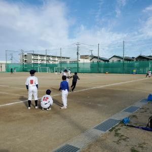 【小学の部】11/22キッズ体験会、合同練習