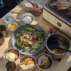 自宅でできるキャンプ飯!簡単レシピとあわせてご紹介します
