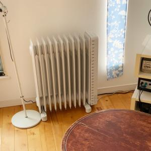 我が家のオイルヒーター考察