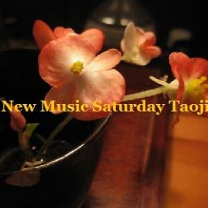 新曲15選!週刊 New Music Saturday taoji|03.06