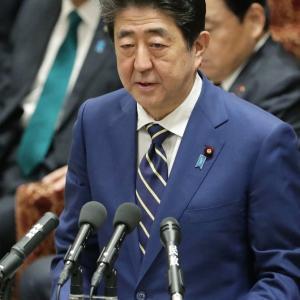 【前安倍総理】『桜を見る会』虚偽の答弁?野党に追及されるだろう!