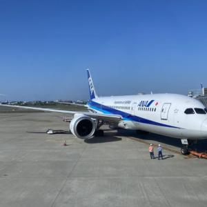 【2021 GW 東京ディズニー 1日目①】緊急事態宣言下ですが・・・ANA16 大阪(ITM)➡羽田(HND)搭乗記