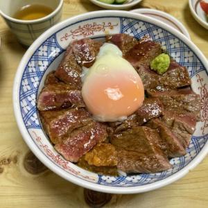【2021.08 南九州 1日目③】阿蘇名物の絶品「あか牛丼」を食べて、阿蘇山をぐるっと一周
