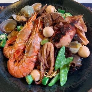 皿うどん(レシピメモ)