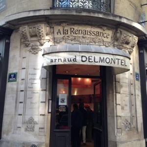 【パリ旅行】⑭ 人気のグルメストリート・マルティール通りの気になるお店に行ってみた! セバスチャン・ゴダール アルノー・デルモンテル