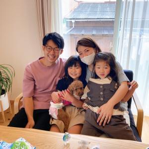 トイプードル林檎ちゃんに家族が出来ました!