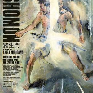 公開70周年記念!『羅生門』(1950)四部作!四コマ映画 ネタバレ
