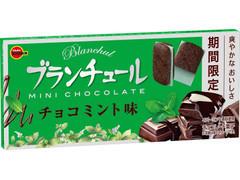 ブランチュール ミニチョコレート チョコミント味