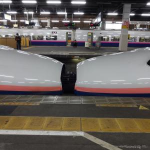 【Maxラストラン】E4系Maxときの臨時列車