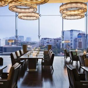 ベトナム 世界のベスト25に入るハノイのレストラン