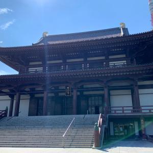 増上寺と熊野神社