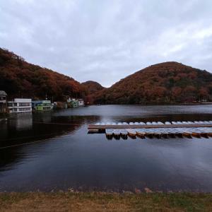 本日も円良田湖