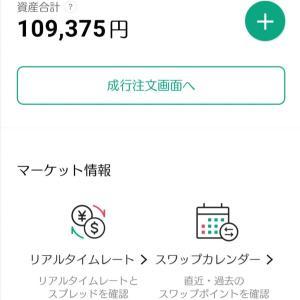 """""""(゜_゜)σ 運用記録6!"""