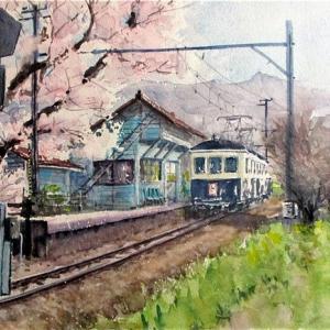 希望の日(上田交通別所線)