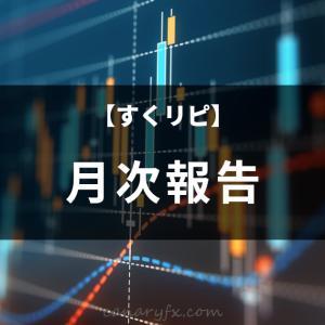【すくリピ】10ヶ月目報告 2021年7月 (前月比-39,912円)